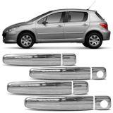 Aplique-Cromado-Macaneta-C3-2003-A-2011-Peugeot-307-2001-A-2016-4-Portas-connectparts---1-
