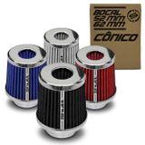Filtro-de-Ar-Esportivo-Tunning-DuploFluxo-52-62mm-Conico-Lavavel-Shutt-Base-Cromada-Maior-Potencia-connectparts---1-