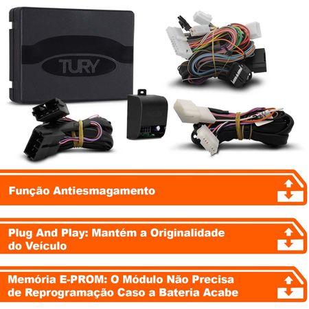 Modulo-de-vidro-eletrico-Tury-Plug-Play-Subaru-XV-2018-4-portas-Antiesmagamento-PRO-4.73-ER-connectparts---2-