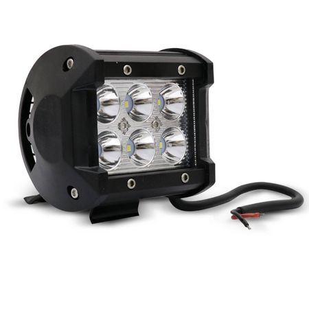 Kit-4x-Farol-de-Milha-Quadrado-18W-Universal-6x3W-LEDs-6000K-Carro-Moto-Caminhao-Jeep-connectparts--2-