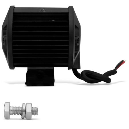 Kit-6x-Farol-de-Milha-Quadrado-18W-Universal-6x3W-LEDs-6000K-Carro-Moto-Caminhao-Jeep-connectparts---4-
