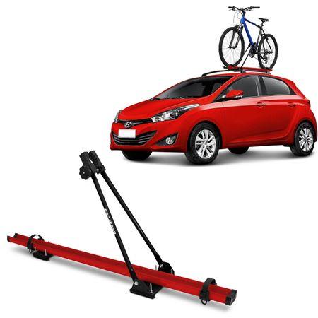 Suporte-Transbike-para-Rack-de-Teto-Vermelho-e-Preto-Com-Capacidade-para-1-Bike-Universal-connectparts---1-