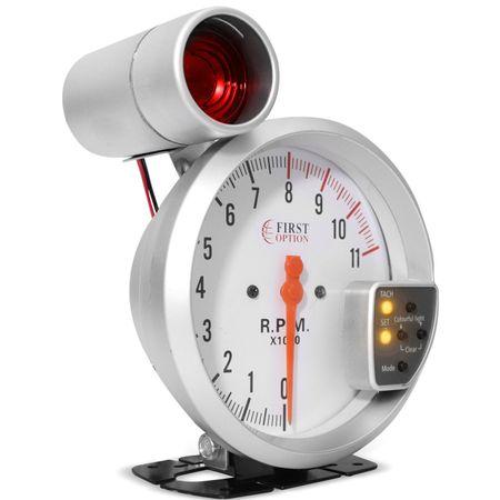 Velocimetro-Conta-Giro-Tuning-LED-7-Cores-Shift-Light-Vermelho-Cinza-com-fundo-Branco--2-