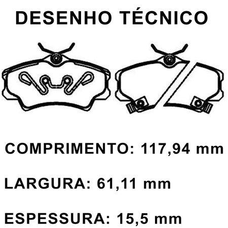 Pastilhas-De-Freio-Dianteira-Honda-Civic-Ex-Lx-Lxb-New-Civic-connectparts---2-