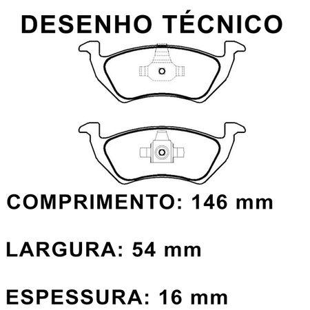 Pastilhas-De-Freio-Dianteira-Volkswagen-Gol-Parati-Saveiro-Voyage-Gv-connectparts---2-
