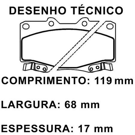 Pastilhas-De-Freio-Dianteira-Toyota-Hilux-4X4-2005-2005-Eco1365-connectparts---1-