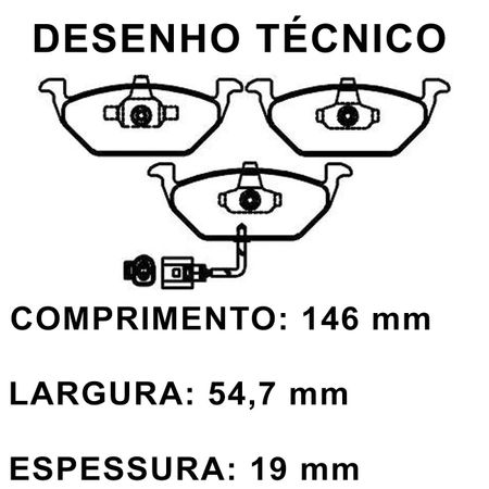 Pastilhas-De-Freio-Dianteira-Audi-A3-Volkswagen-Bora-Golf-Jetta-New-Beetle-connectparts---2-