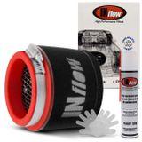 Filtro-De-Ar-Esportivo-Duplo-Fluxo-25-Hpf9916-Inflow-Universal-Preto-E-Vermelho-Com-Logomarca-Bran-connectparts---1-