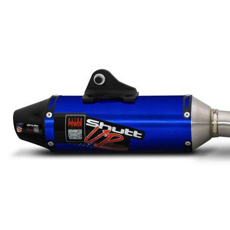 Escapamento-Esportivo-Shutt-Up-Series-Honda-XR-250-Tornado-04-05-06-07-08-Aco-Inox-com-Ponta-Azul-Moto-connectparts--2-