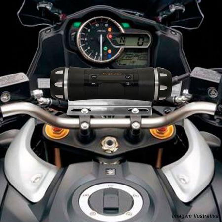Caixa-de-Som-para-Moto-Universal-com-Alarme-Bluetooth-MicroSD-USB-Auxiliar-P2-MP3-Radio-FM-Smartphone-Preto-com-Controle-Remoto-connectparts--5-