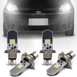 Kit-Lampadas-LED-Autopoli-Ford-Fiesta-1999-a-2006-Farol-Alto-e-Baixo-H4-6500K-connectparts---1-