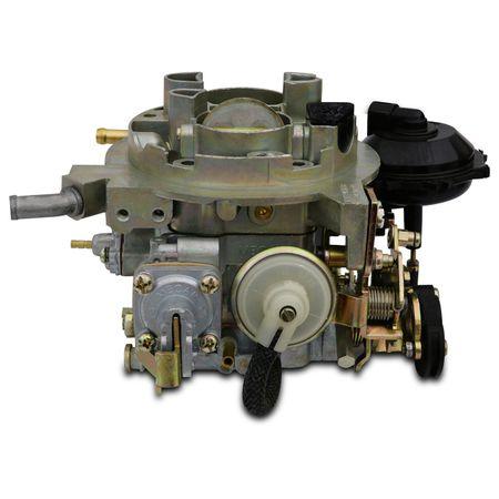 Carburador-TLDF-CN495214-Uno-Mille-91-92-93-94-1.0-Gasolina-Mecar-495.214--2-