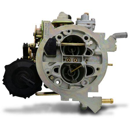 Carburador-TLDF-CN495214-Uno-Mille-91-92-93-94-1.0-Gasolina-Mecar-495.214--3-