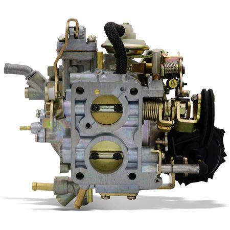 Carburador-TLDF-CN495214-Uno-Mille-91-92-93-94-1.0-Gasolina-Mecar-495.214--4-