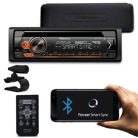 CD-Player-Automotivo-Pioneer-DEH-S4180BT-1-Din-Bluetooth-USB-MP3-Mixtrax-Interface-Android-connecparts---1-