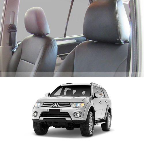 Revestimento-Banco-Couro-Mitsubishi-Pajero-Dakar-09-a-15-Preto-Padrao-Montadora-Bipartido-22-Pecas-connectparts--1-
