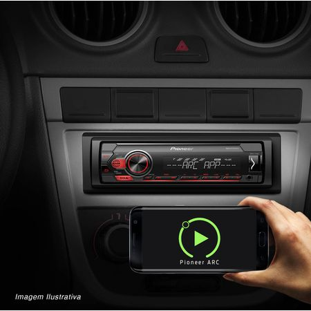 MP3-Player-Receiver-Automotivo-Pioneer-MVH-S118UI-1-Din-USB-Interface-Andoid-IOS-Spotify-Mixtrax-connectparts---5-