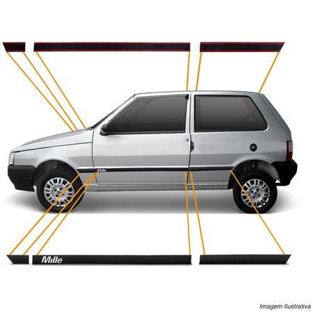 Friso-Lateral-Mille-Personalizado-2-Portas-6-pecas-Injetado-connectparts---5-