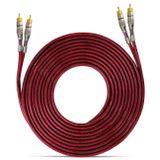 --Cabo-Rca-Prime-100--Cobre-5M-5Mm-Transparente-Vermelho-Plug-Metal-connectparts--1-