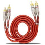--Cabo-Rca-Prime-100--Cobre-1M-5Mm-Transparente-Vermelho-Plug-Metal-connectparts--1-