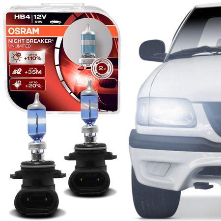 Par-Lampada-Super-Branca-Osram-Night-Breaker-Unlimited-HB4-3900K-Chevrolet-S10-1995-a-2000-Farol-Bai-connectparts---1-