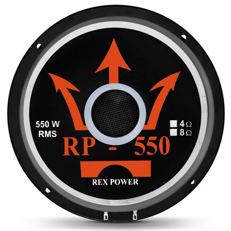 Woofer-Magnum-Rex-Power-8---550W-RMS-8-Ohms-Bobina-Simples-Pro-RP-550-connectparts---4-