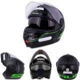 Capacete-Escamoteavel-Shutt-BlackMax-Preto-Rosa-Verde-Vermelho-Cinza-Com-Dupla-Viseira-Solar-connectparts--1-
