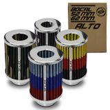 Filtro-de-Ar-Esportivo-Tunning-DuploFluxo-Alto-52-62mm-Conico-Lavavel-Especial-Shutt-Base-Cromada-connectparts--1-