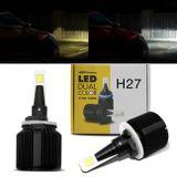 Kit-Lampadas-LED-H27-3150K-6000K-4000-Lumens-12V-25W-Headlight-Dual-Color-Luz-Branca-Shocklight-connectparts--1-