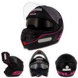 capacete-moto-escamoteavel-shutt-blackmax-viseira-interna-preto-fosco-e-rosa-connect-parts--1-