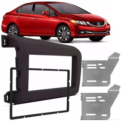 Moldura-2-Din-Honda-Civic-2012-a-2014-Preta-connectparts--1-