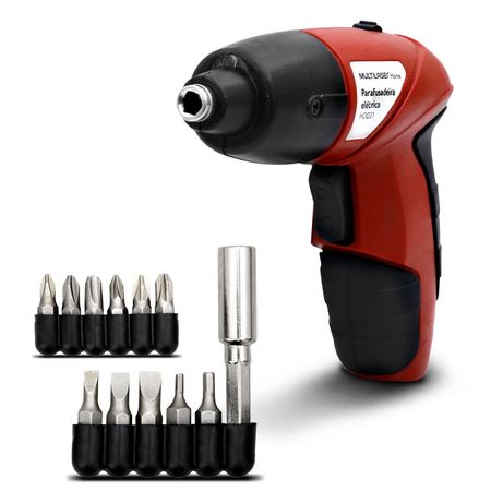 Parafusadeira-Multilaser-Bateria-Recarregavel-HO031-110V-e-220V-e-Jogo-de-Bits-11-Pecas-connectparts--2-
