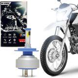 Lampada-Super-LED-New-Headlight-Honda-NXR-160-Luz-Branca-H4-6000K-12V-35W-Aplicacao-Farol-Moto-connectparts---1-