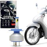Lampada-Super-LED-New-Headlight-Honda-Biz-110i-Luz-Branca-H4-6000K-12V-35W-Aplicacao-Farol-Moto-connectparts---1-