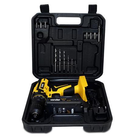 Furadeira-Parafusadeira-Vonder-6mm-Bateria-de-Litio-PFV012-127V-220V-18-Niveis-de-Torque-Com-Maleta-connectparts--5-