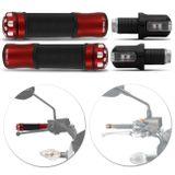 Manopla-Esportiva-Guidao-Moto-Aluminio-Universal-Vermelho---Peso-de-Guidao-com-Pisca-Integrado-Preto-connectparts---1-
