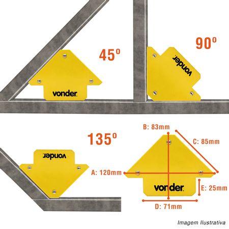 Esquadro-Magnetico-Vonder-Para-Soldador-Capacidade-10Kg-Angulos-de-Montagem-45°-90°-135°-connectparts--5-