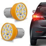 Par-De-Lampadas-12-LEDs-1-Polo-Trava-Reta-Luz-Laranja-Pisca-Seta-connect-parts-1-
