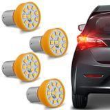 Kit-4-Lampadas-12-LEDs-1-Polo-Trava-Reta-Luz-Laranja-Pisca-Seta-connect-parts-1-