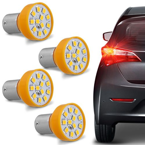 Kit-4-Lampadas-12-LEDs-1-Polo-Trava-Reta-Luz-Laranja-Pisca-Seta-connect-parts-1-