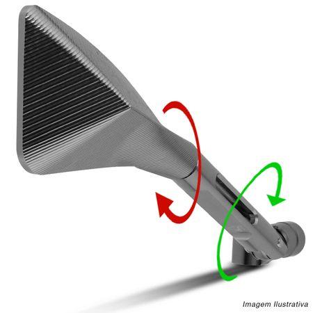 Retrovisor-Moto-Esportivo-Triangular-Tipo-Rizoma-Aluminio-Inteiro-Prata---Manopla-Preta-connectparts--3-