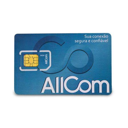Chip Para Rastreador Veicular Claro 20 MB M2M Telemetria Pacote Anual