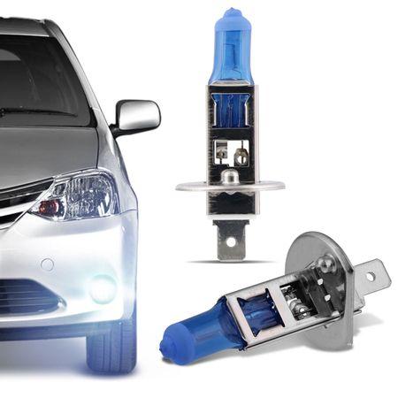 Par-Lampadas-Super-Branca-H1-8500K-55W-12V-Efeito-Xenon-connectparts---2-