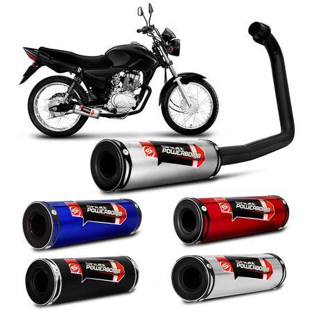 Escapamento-Moto-Esportivo-CG-Fan-150-ESI-2009-a-2012-Shutt-Powerbomb-Sem-Protetor-connectparts---1-