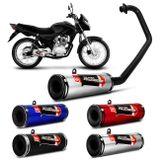 Escapamento-Moto-Esportivo-CG-Fan-160-2017-a-2018-Shutt-Powerbomb-Com-Bacalhau-Sem-Protetor-connectparts---1-