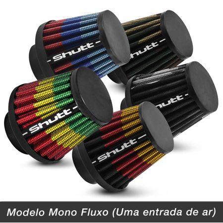 Filtro-de-Ar-Esportivo-Moto-Tunning-MonoFluxo-33mm-Conico-Lavavel-Especial-Shutt-Borracha-Potencia-connectparts---2-