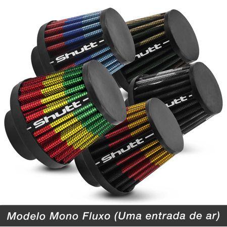 Filtro-de-Ar-Esportivo-Moto-Tunning-MonoFluxo-38mm-Conico-Lavavel-Especial-Shutt-Borracha-Potencia-connectparts---2-