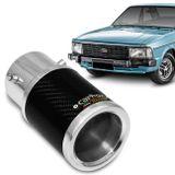 Ponteira-de-Escapamento-Carbox-Racing-Corcel-Carbono-Redonda-Aluminio-Cromado-connectparts---1-