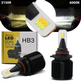 Kit-Lampadas-LED-HB3-9005-3150K-6000K-4000-Lumens-12V-25W-Headlight-Dual-Color-Luz-Branca-Shocklight-connectparts---1-