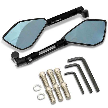 Retrovisor-09-Pentagonal-Espelho-azul-com-suporte-Preto-Aluminio-connectparts--4-